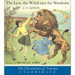 The Lion, the Witch and the Wardrobe Audiobook, Narrated by Michael York
