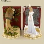 LWW: The Lion and the Witch Bookends - Weta Collectibles