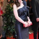 Actress Anna Popplewel during an European premiere of The Chronicles of Narnia : Prince Caspian at the Palace Cinemas Slovansky dum on June 17, 2008, in Prague, Czech Republic.  isifa/Hana Kalvachova