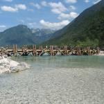 PC - The River Soca (Beruna's Bridge)