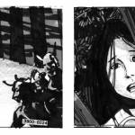 Storyboard by Mike Vosburg +