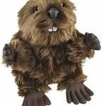 Mr. Beaver Plush