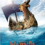 An image of the Dawn Treader used on many websites as a promotional poster