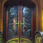 Doors leading to the Captain's cabin - myartismylife