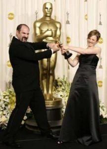 KNB at the Oscars