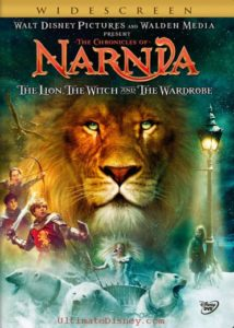 The Lion, the Witch, and the Wardrobe Widescreen