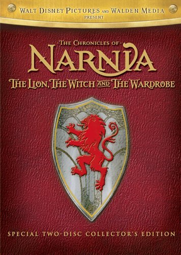 The Lion The Witch And The Wardrobe Dvd Blu Ray Narniaweb