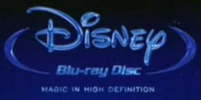 Disney Blu-ray Disc