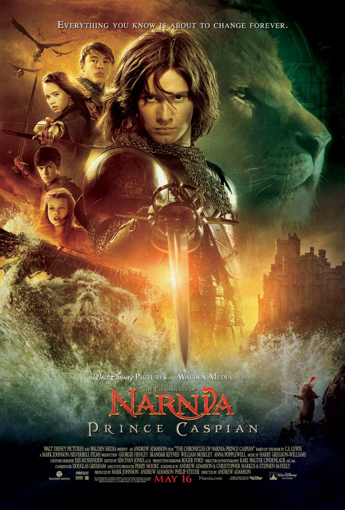 The Prince Caspian Poster