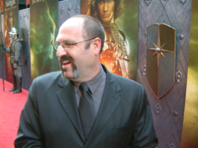Howard Berger at the Prince Caspian Premiere
