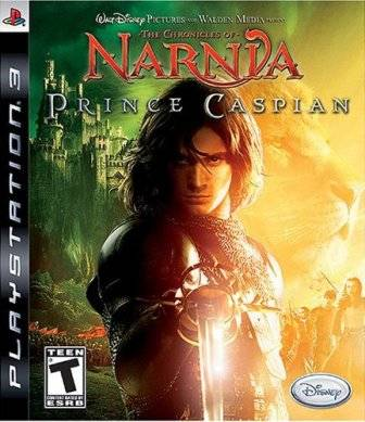 Prince Caspian for PS3
