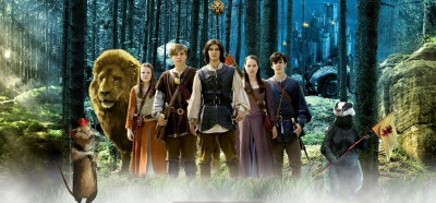 Narnia.com's look for the Prince Caspian DVD/Blu-ray release