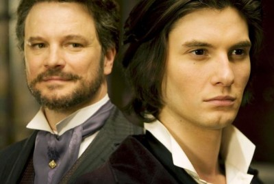 Ben Barnes and Colin Firth star in Dorian Gray