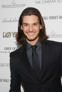 Ben Barnes at the Easy Virtue Premiere in NYC