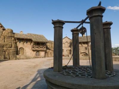 Miraz's castle set