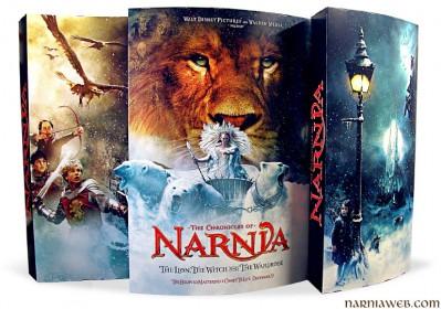 Narnia Standee