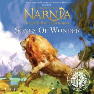 "LWW children's soundtrack, ""Songs of Wonder"""