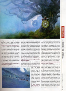 John Howe speaks to French magazine SFX - Page 2