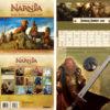 Narnia Wall Calendar - Treads International