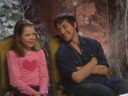 Georgie and James