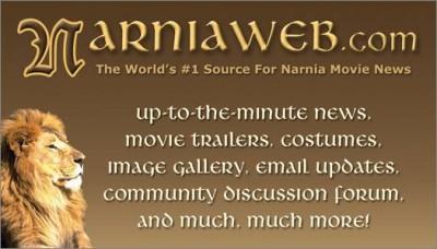 NarniaWeb Card - front