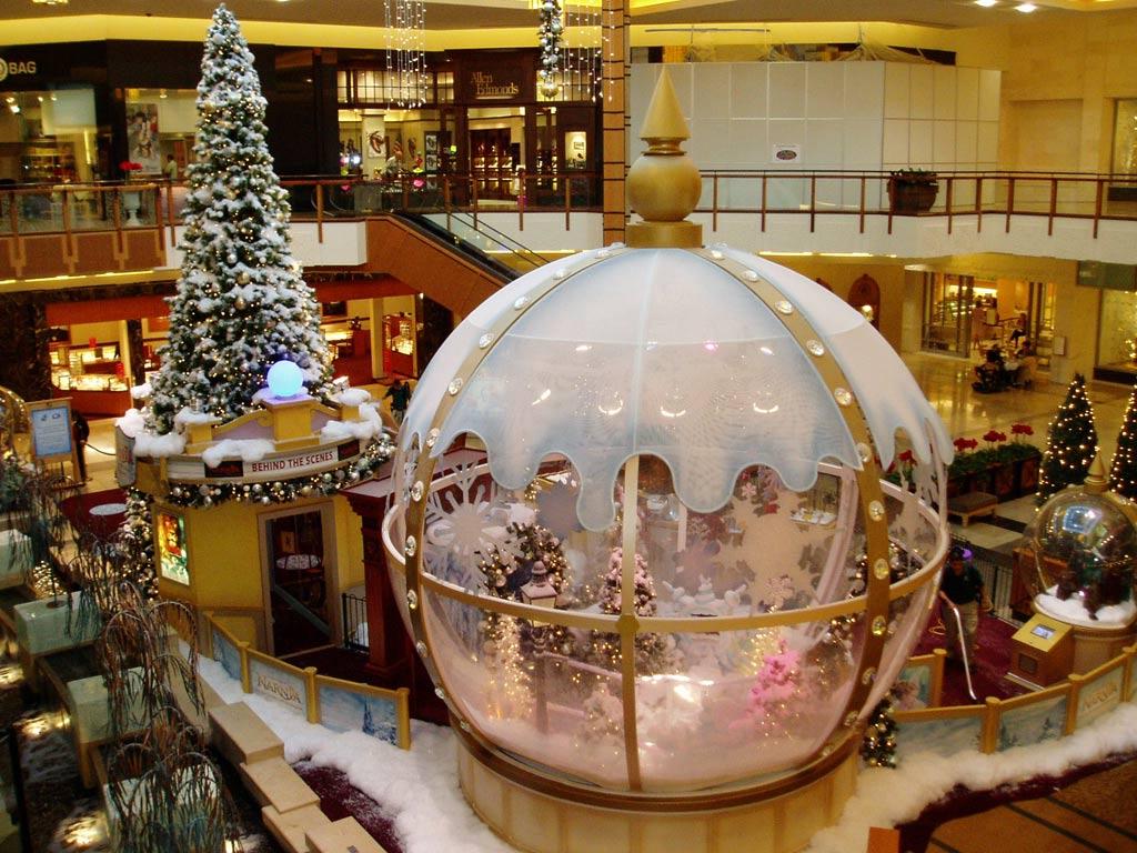 Taubman Mall Narnia Snowglobe Exhibit Kathadriel Narniaweb