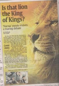 Aslan on USA Today - Dec 2, 2005