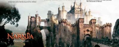 Miraz's Castle Concept Art
