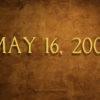 May 16, 2008
