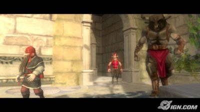 Prince Caspian Video Game Screenshot - IGN