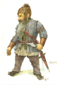 Early Nikabrik concept art