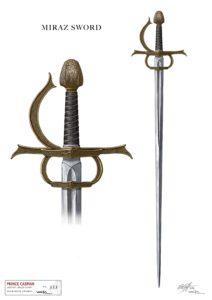 Miraz' sword (super high-res)
