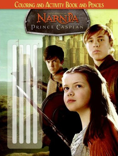 prince caspian free coloring pages - photo#44