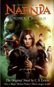 Prince Caspian Movie Tie-in Edition (rack): The Return to Narnia