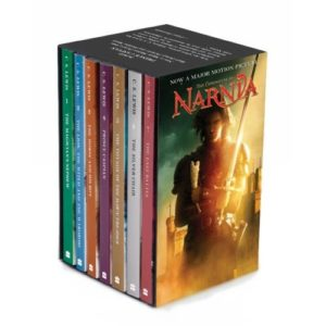 The Chronicles of Narnia Movie Tie-in Box Set Prince Caspian (rack)