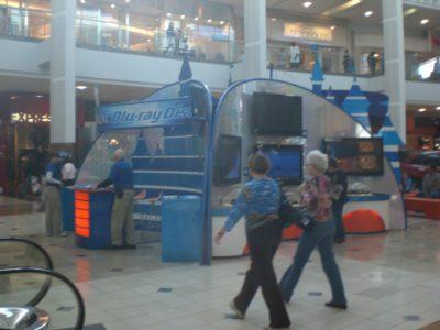 Blu-Ray Booth