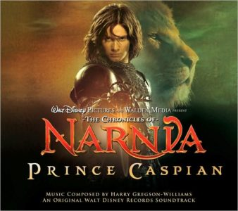 Prince Caspian Soundtrack Cover