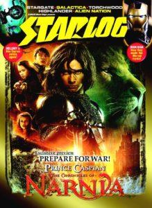 Starlog Magazine Scan