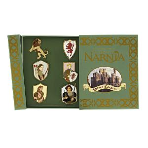 Prince Caspian Box Pin Set