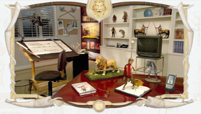 Narnia.com Screenshot