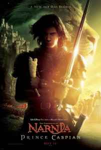 Prince Caspian poster #1