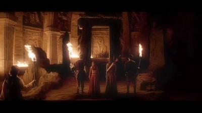 Aslan's How: Stone Table Room