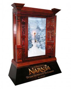 Narnia Movie Poster Stand