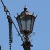 The lantern atop the second mast ~ Tamara
