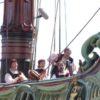 The Sailors Cheer on the Fight ~Tamara