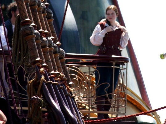 Lucy on the Dawn Treader