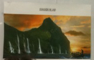 Ramandu's Island Concept Art