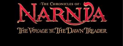 Official Dawn Treader logo