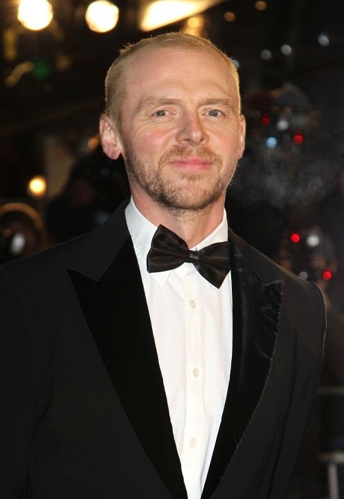 Simon Pegg - Gallery Colection
