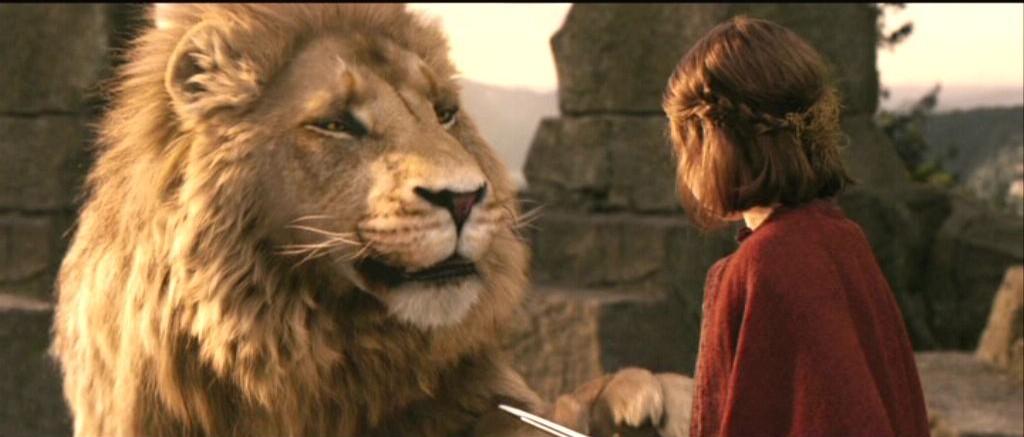 лев нарнии картинки